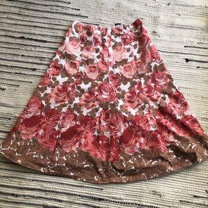 Vintage Jody California skirt